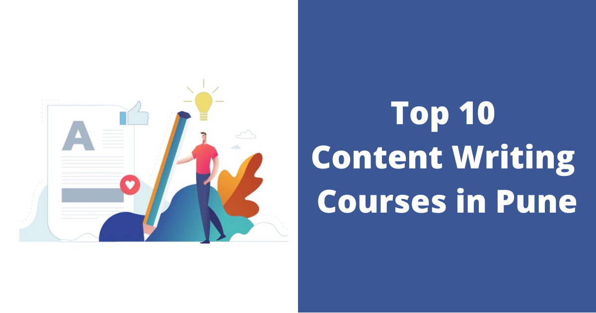 Top 10 Content Writing Courses in Pune